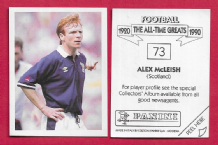 Scotland Alex McLeish Aberdeen 73